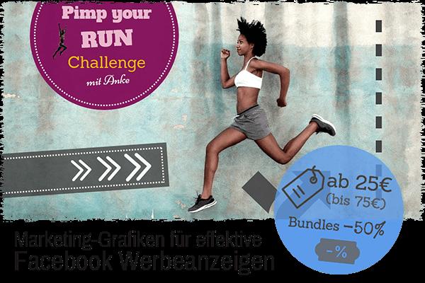 XpressWEB_Marketing_Grafiken_FB_Ads_Pimp_Your_Run_Challenge_grunge_600x400px